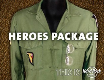 HEROES PACKAGE (FROM THB 2,974)