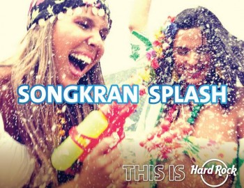 SONGKRAN SPLASH (3,908 泰铢起)