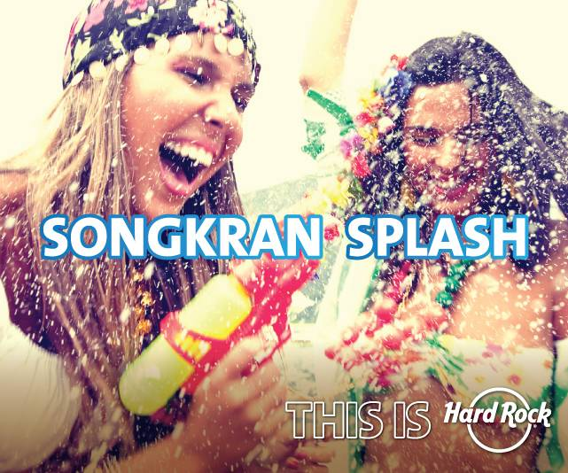SONGKRAN ACTIVITIES