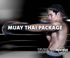 MUAY THAI PACKAGE (FROM THB 3,355)