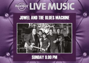 Website-Calendar Jowel and the Blues Machine