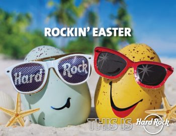 ROCKIN' EASTER (FROM THB 3,993)