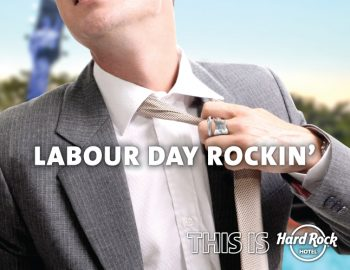 LABOUR DAY ROCKIN' (FROM THB 3,908)