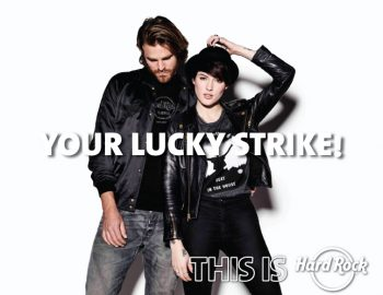 YOUR LUCKY STRIKE