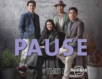 PAUSE @ Hard Rock Pattaya Charity Fundraiser