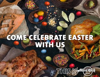 Come Celebrate Easter With Us