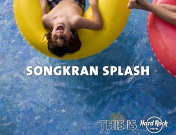 Songkran Splash (FROM THB 4,248)