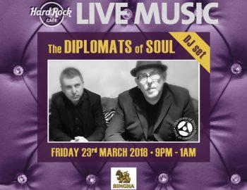 The DIPLOMATS of SOUL & DJ set
