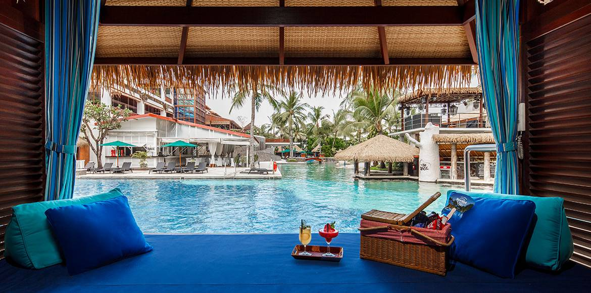 Swimming Pools At Hard Rock Hotel Bali Hotel Bali