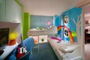 Luxury Kids Suite At Hard Rock Hotel Bali Hotel Bali