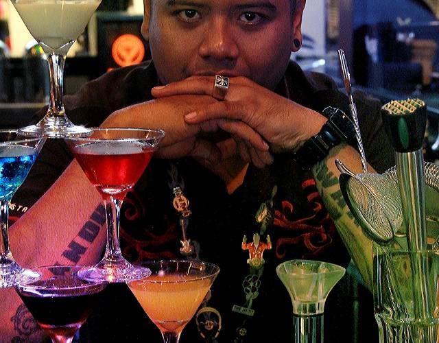 Kelas Cocktail Kamis