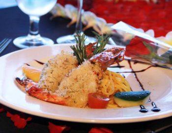 CABANA ROMANTIC DINNER