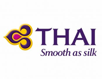 THAI AIRWAYS BOARDING PASS (ASIA)