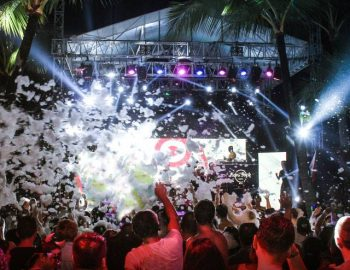 New Year's Eve At Hard Rock Hotel Bali