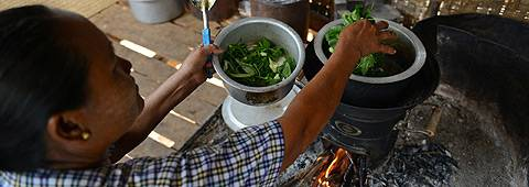 Myanmar Stoves Campaign