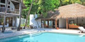 Crusoe Villa Suite with Pool
