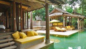 Cliff Pool Villa Suite