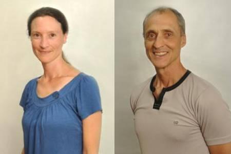 Claude Simard, Jill Banwell