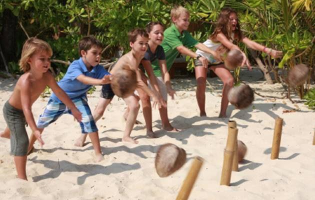 Soneva Junior Holiday Programme