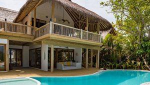 Soneva Fushi Villa Suite 3 Bedroom with Pool