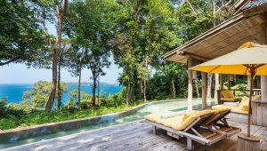 Cliff Pool Villa Suite 2 Bedrooms