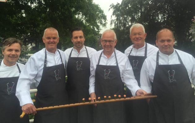 Six Michelin Chefs Weekend