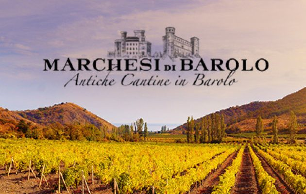 Wine dinner with Marchesi di Barolo