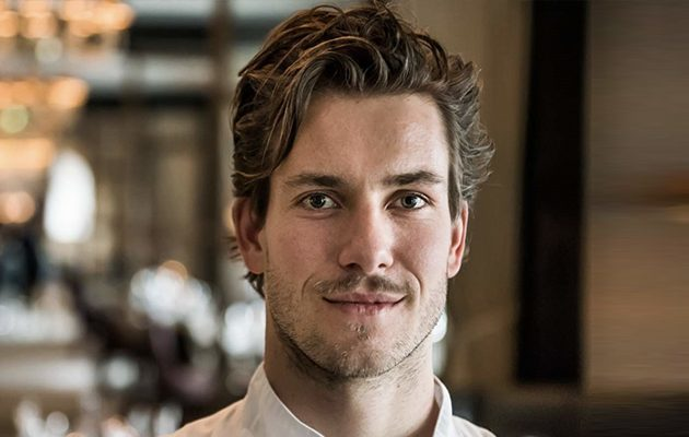 Chef Andreas Bagh