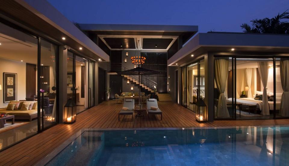 Two-Bedrooms Pool Villas