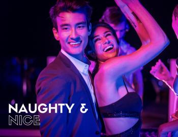 NAUGHTY & NICE PACKAGE 浪漫蜜月配套 (从马币1, 799起, 两夜住宿)