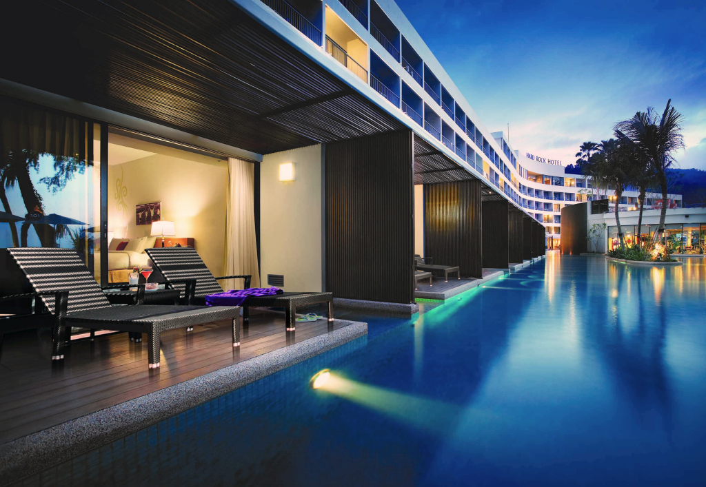 Lagoon Deluxe Penang Hotel Hard Rock Hotel Penang