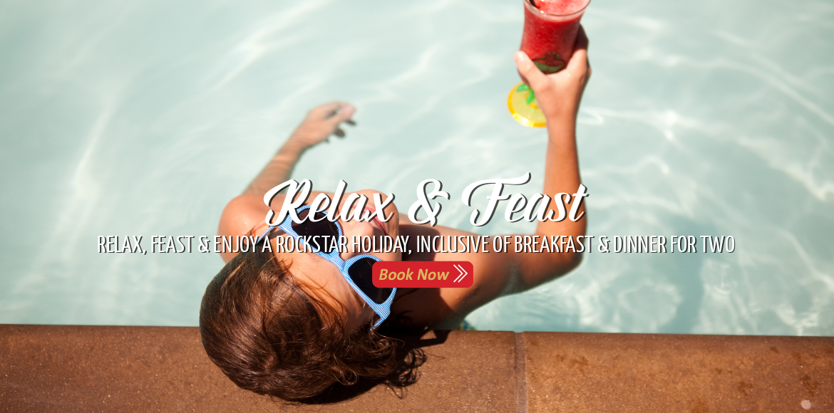 Relax & Feast Web Slider 2018