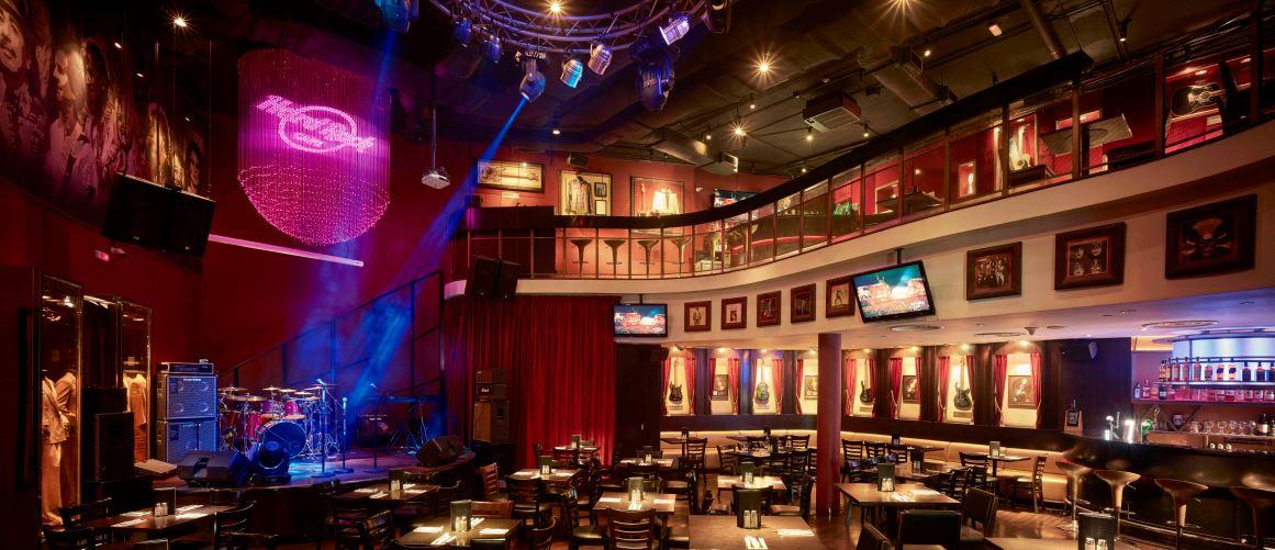 Dining Nightlife At Hard Rock Hotel Penang Penang Hotel - Map of hard rock cafes in the us