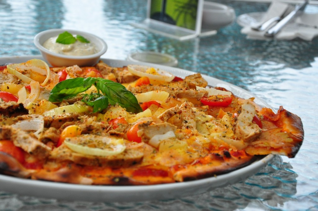 Pizzeria- Tandoori Chicken Pizza