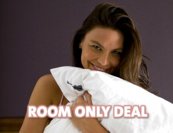 ROOM ONLY DEAL (FROM MYR320++)