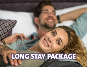 LONG STAY PACKAGE (FROM MYR350++)