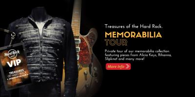 Memorabilia Tour