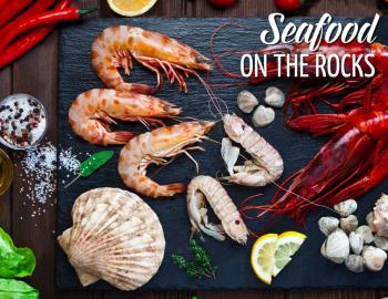 Seafood On The Rocks Buffet