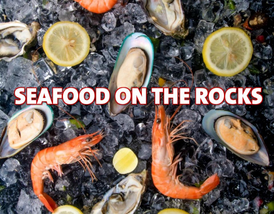 Seafood On The Rocks Web