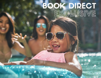 BOOK DIRECT EXCLUSIVE 官网预定优惠