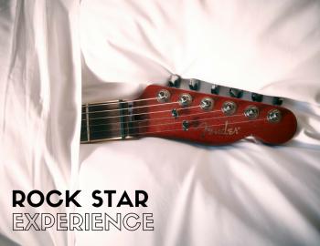 ROCK STAR EXPERIENCE 巨星体验 (从马币5, 000起, 两夜住宿)