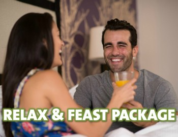 Relax & Feast Package (From MYR450++)