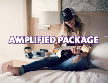 AMPLIFIED (FROM MYR 500++)