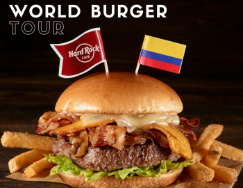 World Burger Tour