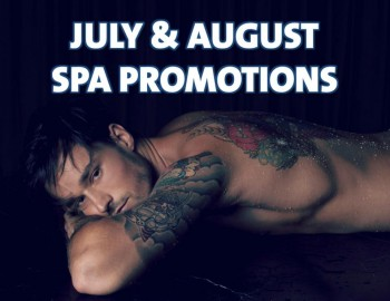 July & August Rock Spa Promotions