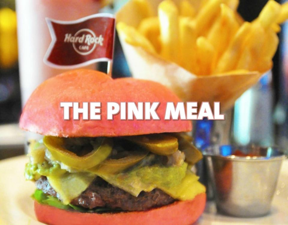 Pink Meal - HRC Web