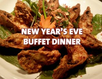 New Year's Eve Buffet Dinner