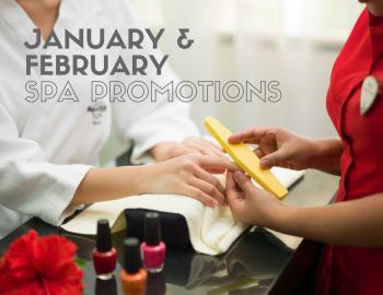 January & February 2017 Rock Spa Promotions
