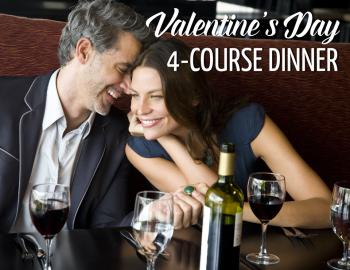 Valentine's Day 4-Course Dinner