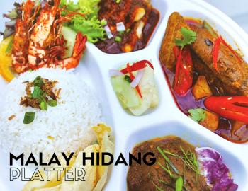 Malay Hidang Platter